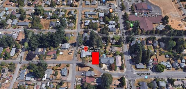 1508-xxx Lot 3- Puget Street, Olympia, WA 98506 (#1599660) :: Real Estate Solutions Group