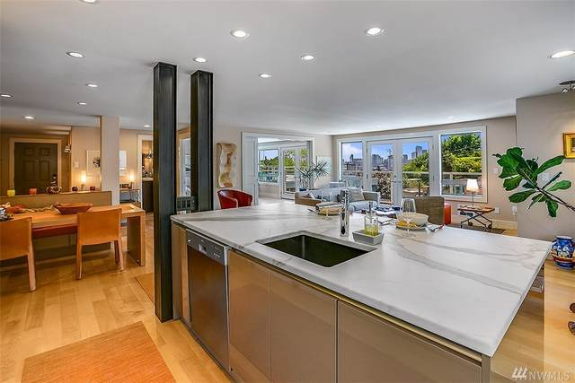 1730 Taylor Ave N #501, Seattle, WA 98109 (#1599777) :: The Kendra Todd Group at Keller Williams
