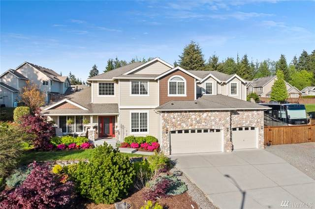 11009 201st Dr SE, Snohomish, WA 98290 (#1599879) :: Real Estate Solutions Group