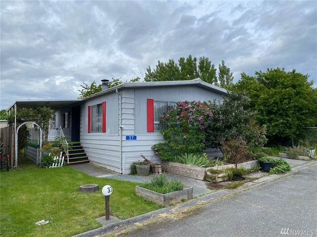701 S Main St #37, Coupeville, WA 98239 (#1599933) :: Real Estate Solutions Group