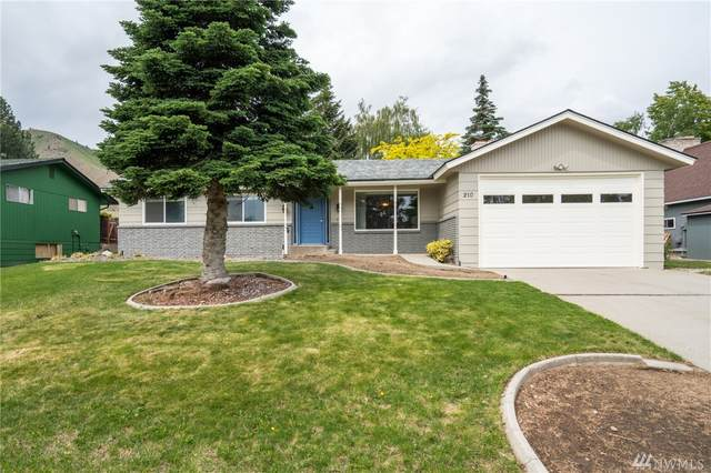 210 N Marie Ave, Wenatchee, WA 98801 (#1599964) :: Lucas Pinto Real Estate Group