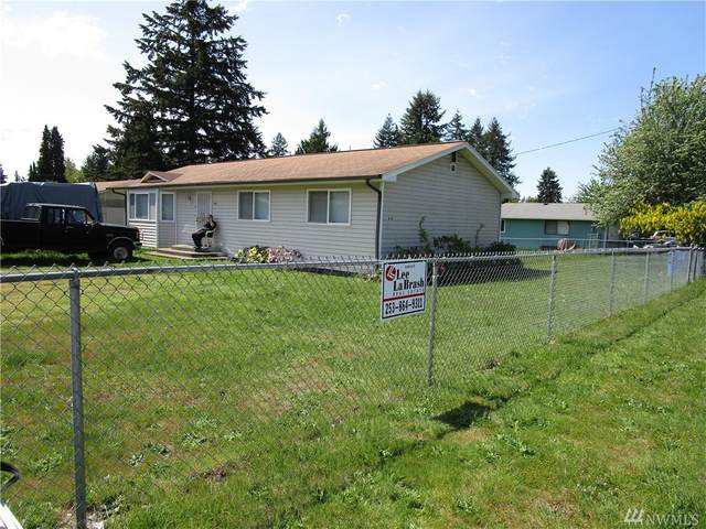 402 162nd Street S, Spanaway, WA 98387 (#1600008) :: Pacific Partners @ Greene Realty