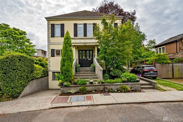 525 W Prospect St B, Seattle, WA 98119 (#1600060) :: Keller Williams Western Realty