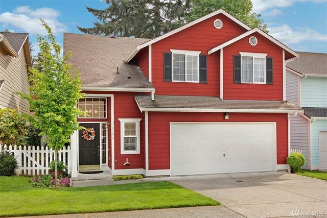 2106 99th St SE, Everett, WA 98208 (#1600148) :: Hauer Home Team
