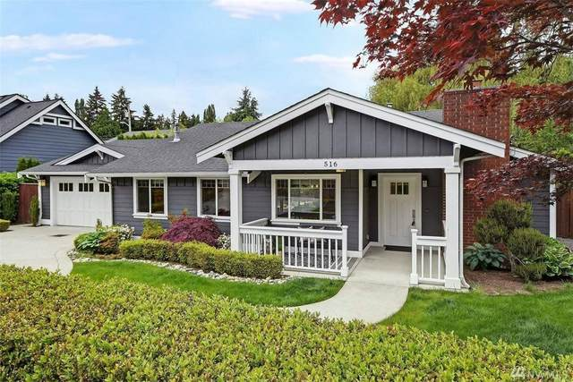 516 10th Ave, Kirkland, WA 98033 (#1600158) :: Real Estate Solutions Group