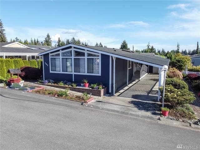 1427 100th St SW #165, Everett, WA 98204 (#1600214) :: Ben Kinney Real Estate Team