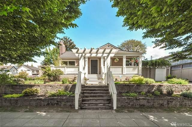 4102 42nd Ave SW, Seattle, WA 98116 (#1600232) :: NW Homeseekers