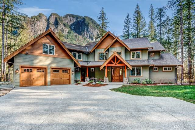7236 444th Ave SE, Snoqualmie, WA 98065 (#1600236) :: The Kendra Todd Group at Keller Williams