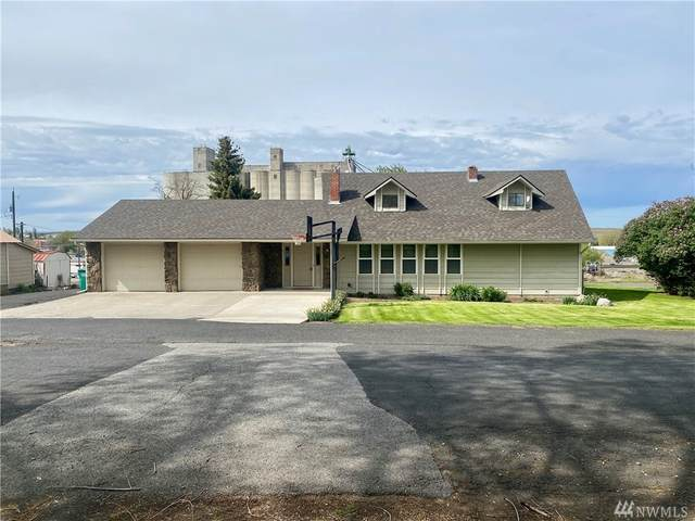 727 SE Regent Ave, Wilbur, WA 99185 (#1600276) :: Real Estate Solutions Group