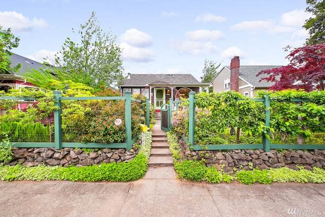 3815 40th Ave SW, Seattle, WA 98116 (#1600322) :: The Kendra Todd Group at Keller Williams