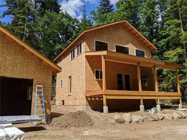 45 Bruce Lane, Leavenworth, WA 98826 (#1600389) :: My Puget Sound Homes