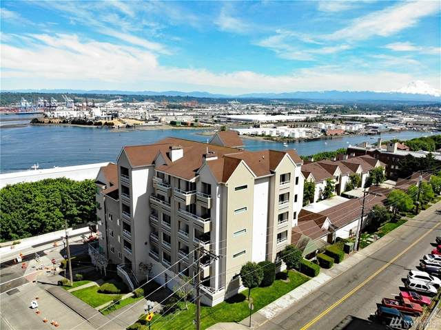 1 Broadway #313, Tacoma, WA 98402 (#1600406) :: Capstone Ventures Inc