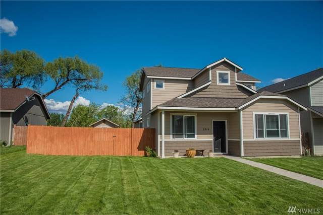 2516 N Spar Lane, Ellensburg, WA 98926 (#1600419) :: Center Point Realty LLC
