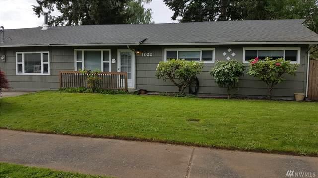 1022 17th St NE, Auburn, WA 98002 (#1600536) :: McAuley Homes