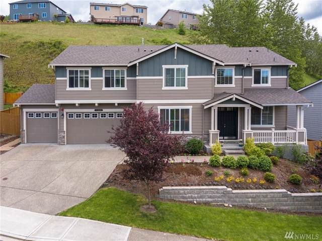 17009 West Hill Dr E, Bonney Lake, WA 98391 (#1600633) :: Engel & Völkers Federal Way