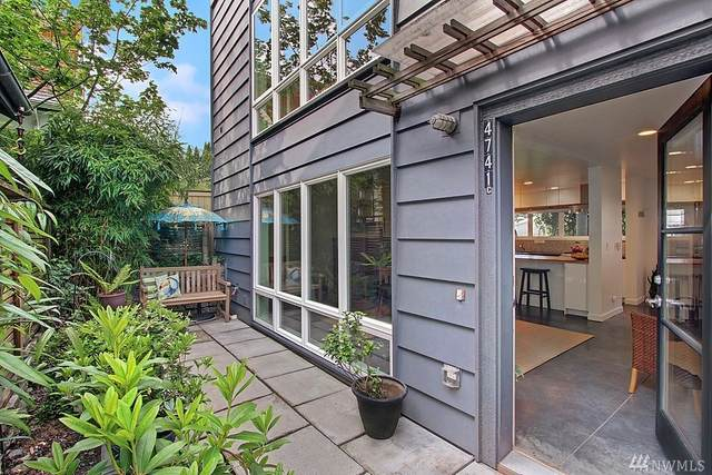 4741-C 36th Ave S, Seattle, WA 98118 (#1600635) :: Real Estate Solutions Group