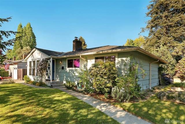 11536 29th Ave SW, Seattle, WA 98146 (#1600658) :: NW Homeseekers