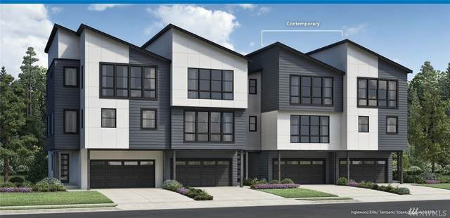 2420 219th (Site 35) Place SE C, Bothell, WA 98021 (#1600696) :: Real Estate Solutions Group