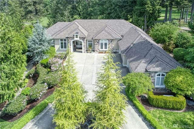 4611 Saddleback Dr NW, Gig Harbor, WA 98333 (#1600708) :: Real Estate Solutions Group