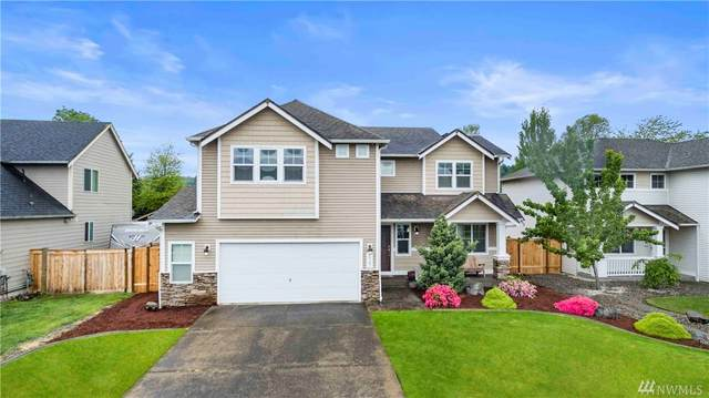 1507 Riddell Ave NE, Orting, WA 98360 (#1600709) :: Real Estate Solutions Group