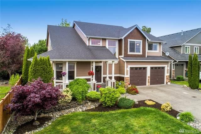 7803 211th Ave E, Bonney Lake, WA 98391 (#1600711) :: Real Estate Solutions Group