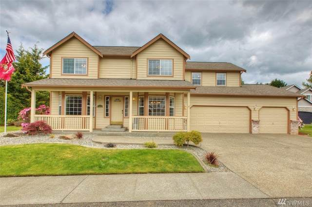 23803 109th St Ct E, Buckley, WA 98321 (#1600778) :: Real Estate Solutions Group