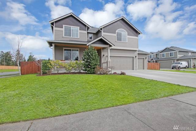 23611 83rd Av Ct E, Graham, WA 98338 (#1600824) :: Costello Team