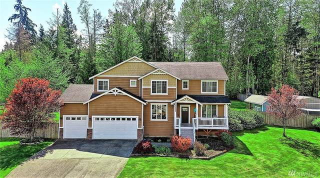 20932 64th St SE, Snohomish, WA 98290 (#1600874) :: Real Estate Solutions Group
