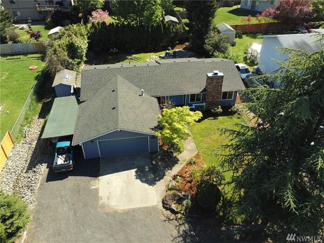 11109 SE 218th St, Kent, WA 98031 (#1600880) :: Real Estate Solutions Group