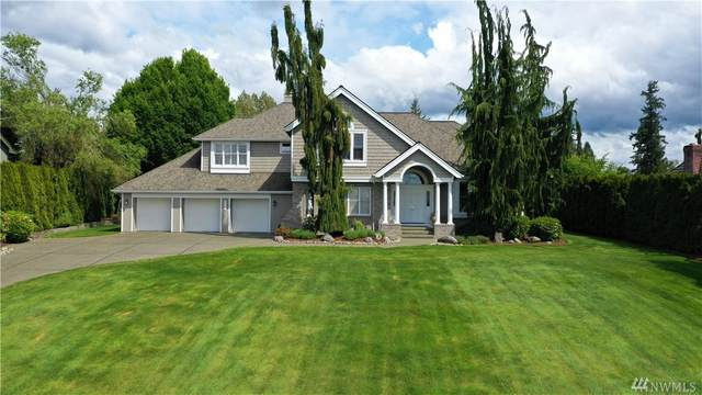 20719 127th St SE, Snohomish, WA 98296 (#1600934) :: Real Estate Solutions Group