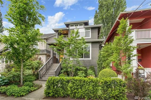 627 35th Ave, Seattle, WA 98122 (#1601008) :: NW Homeseekers