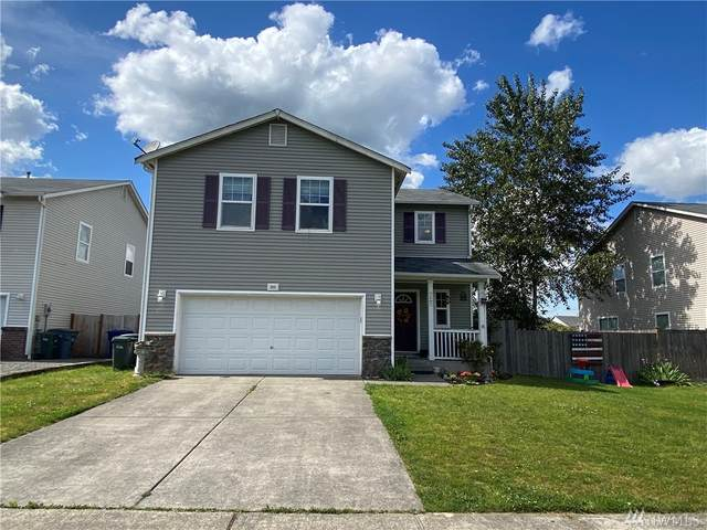 205 Roberts St NE, Orting, WA 98360 (#1601122) :: Real Estate Solutions Group