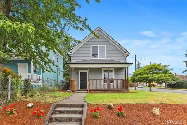 2302 S L St, Tacoma, WA 98405 (#1601167) :: Ben Kinney Real Estate Team
