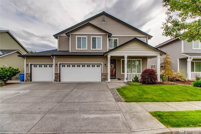 615 NW 23rd Ave, Battle Ground, WA 98604 (#1601261) :: KW North Seattle