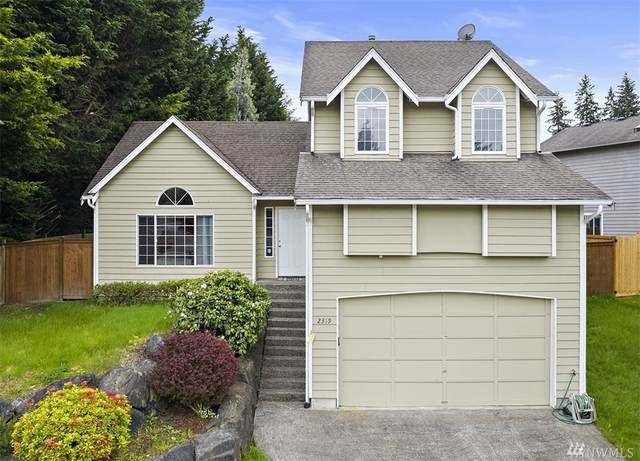 2319 S 380th St, Federal Way, WA 98003 (#1601290) :: Lucas Pinto Real Estate Group
