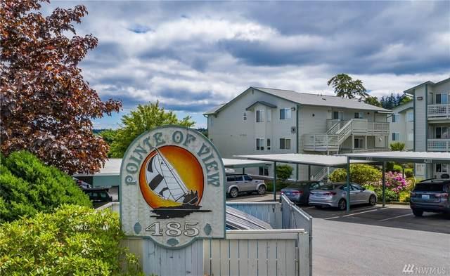 485 SW Bayshore Dr B301, Oak Harbor, WA 98277 (#1601332) :: Real Estate Solutions Group