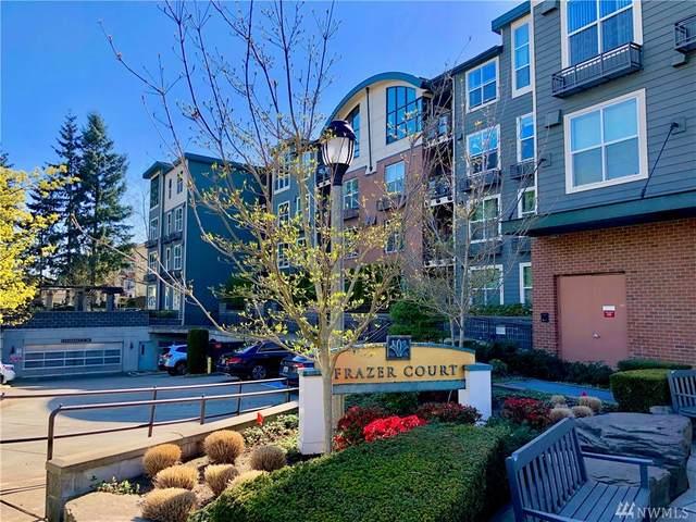 16275 NE 85 St #407, Redmond, WA 98052 (#1601369) :: Real Estate Solutions Group