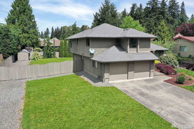8901 121st St E, Puyallup, WA 98373 (#1601384) :: Real Estate Solutions Group