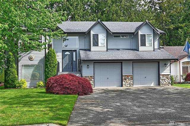 4701 203rd St NE, Arlington, WA 98223 (#1601427) :: Real Estate Solutions Group