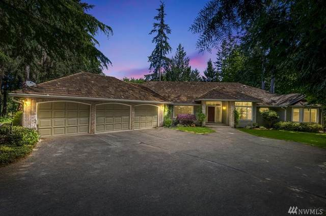 13121 53rd Ave NW, Gig Harbor, WA 98332 (#1601484) :: Real Estate Solutions Group