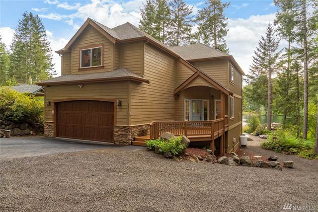 281 NE Tee Lake Rd, Tahuya, WA 98588 (#1601528) :: Keller Williams Realty