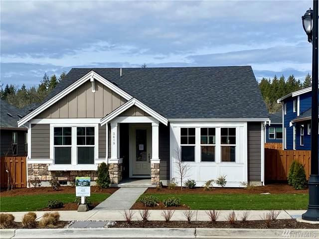 3549 Oakwood (Lot 146) St SE, Lacey, WA 98513 (#1601564) :: Ben Kinney Real Estate Team