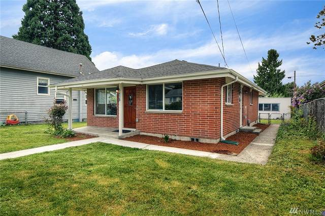 5418 S J St, Tacoma, WA 98408 (#1601668) :: The Kendra Todd Group at Keller Williams