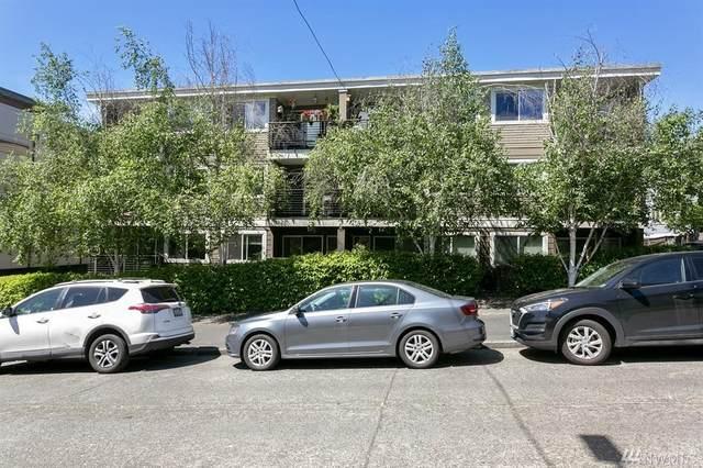 3657 Francis Ave N #302, Seattle, WA 98103 (#1601672) :: Northern Key Team