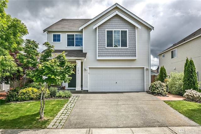 17813 14th Av Ct E, Spanaway, WA 98387 (#1601703) :: Northern Key Team