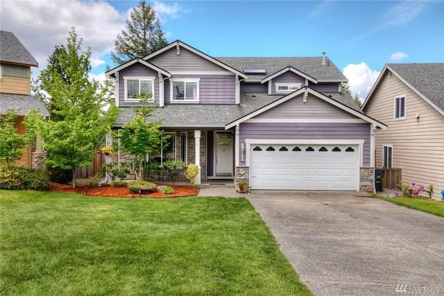 8539 29th Wy SE, Olympia, WA 98513 (#1601705) :: Ben Kinney Real Estate Team