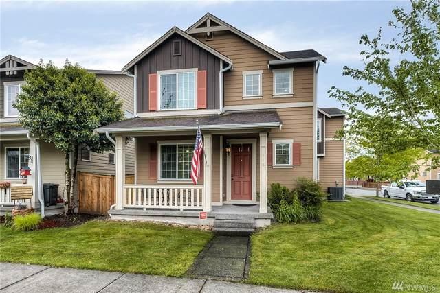 318 Bondgard Ave E, Enumclaw, WA 98022 (#1601710) :: NW Homeseekers
