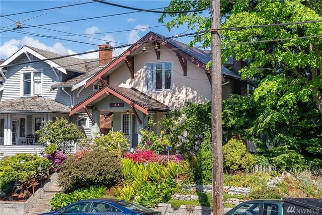 1516 34th Ave, Seattle, WA 98122 (#1601747) :: NW Homeseekers