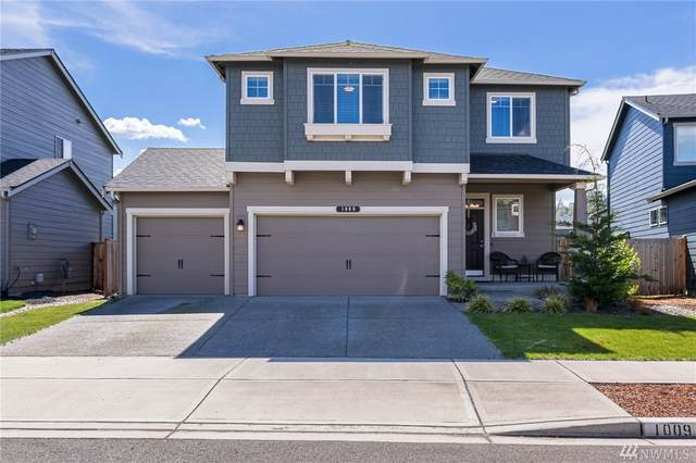 1009 O'farrell Lane NW, Orting, WA 98360 (#1601859) :: Real Estate Solutions Group