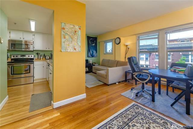 505 E Denny Wy A405, Seattle, WA 98122 (#1601959) :: Mike & Sandi Nelson Real Estate